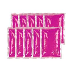 Kleurenpoeder paars