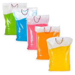 bulk verpakking kleurenpoeder