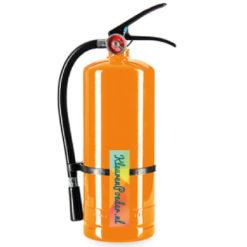 Brandblusser Oranje