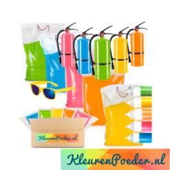 Color Run pakket